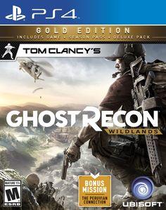 Tom Clancy\'s Ghost Recon Wildlands