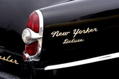 1954 Chrysler New Yorker Deluxe Coupe