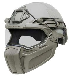 OPS-Core Moto Visor & Mandible for Sentry