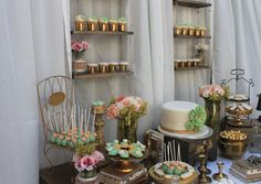 Vintage Birthday Party Ideas | Photo 1 of 44 | Catch My Party