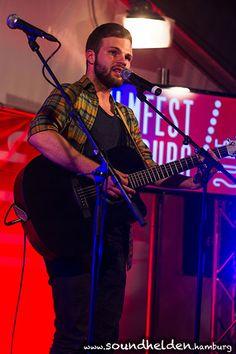 Nick March beim Filmfest unplugged - Soundhelden   Hamburgs Musikpinnwand