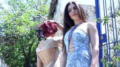 "Latka Fashion S/S 2015 ""She Amazone"" collection"