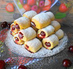 The video consists of 23 Christmas craft ideas. Polish Desserts, Polish Recipes, Baking Recipes, Cookie Recipes, Dessert Recipes, Dessert Drinks, Sweet Cakes, No Bake Cake, Love Food