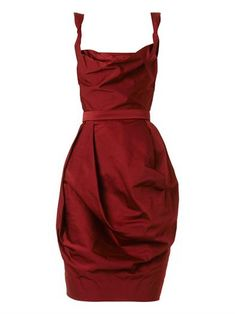 Corseted faille dress | Vivienne Westwood Red Label | MATCHESF...