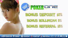 poker-1one - agen poker online indonesia terpercaya, memiliki 5 produk game (poker, domino qiu qiu QQ, bandar ceme, Capsa susun online & blackjack online) dalam 1 user id, dan dapat langsung di main kan di mobile android, dengan garansi no bot dan member yang banyak serta multi international player tersedia di dalam. segera bergabung dengan member lain nya dan dapat kan bonus program melimpah dari poker1one sekarang juga silahkan visit website utama kami di Poker Online Indonesia