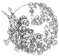 Hard Printable Coloring Pages For Adults AZ