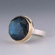 Jamie Joseph - Labradorite Ring