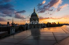 St Paul's Cathedral from One New Change.