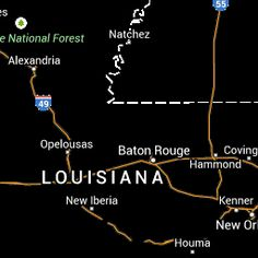 """Things You May Not Know about Louisiana: More to Louisiana than just Bourbon Street, """"Bayou Folk"""", and funny accent. 