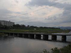 8月7日晴れのち曇り 暑い日でしたが夕方より曇りすごしやすい夜になりました。