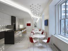 Break Room STUDIOS Architecture : The Johnson Company, Inc.