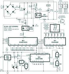 An smps based 50 watt led street light circuit has been