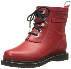 ILSE JACOBSEN Women's Rub 2 Rain Boot >> Additional details at the pin image, click it  : Ankle Boots