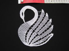 525. Bobbin lace motif | Lace For Study