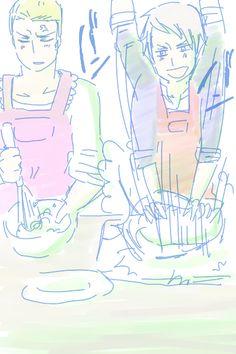 Baking German style :D