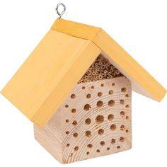 Domek dla pszczół 751003Z 15 cm x 11 cm x 14 cm BIOOGRÓD