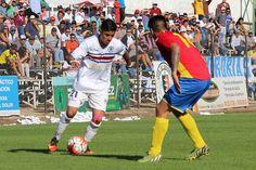 Segunda División Deportes Santa Cruz gana y retoma el liderato del grupo sur - Diario El Tipógrafo