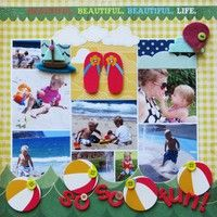 A Project by cherylnelson from our Scrapbooking Gallery originally submitted 08/25/11 at 08:16 AM