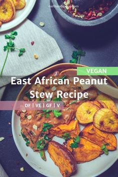Earth and Spoon | This dairy free East African peanut stew recipe is the embodiment of soul food. This easy vegan recipe takes 25 minutes to make and it's a great option for a healthy weeknight dinner. Not only does it give you all the feels when it comes to comfort, but it's also hearty, moreish and fragrant! #eastafricanfood #peanutstew #eastafricanstew #eastafricanpeanutstew #veganpeanutstew Healthy Recipes On A Budget, Budget Meals, Dairy Free Recipes, Vegan Recipes Easy, Healthy Weeknight Dinners, Nutritious Meals, Healthy Meals, African Stew, African Peanut Stew