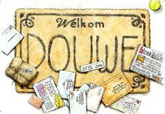 geboortekaartje Douwe (°14 februari 2013) - Roel Renmans