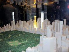 Inside the Swanky Sales Office of Midtown's Massive - Curbed NY 432 Park Avenue, Sales Office, New York Central, Property Development, King Kong, Tower, Candles, Flooring, Street