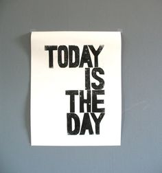 Today is the Day to Start your Own Business - for all women who want to be independent