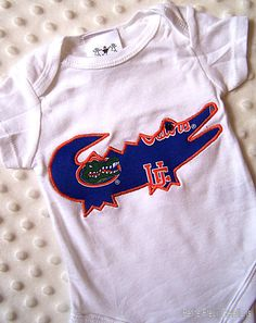 d84a5f604 gators Florida Gators Baby, Florida Girl, Baby F, Our Baby, Baby Boys