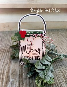 """Hellooooo! Today's post is the Jar of Love stamp set. The holder for the tea light is a 3 x 3"""" piece of cardstock scored at 3/4"""" on each side and then glued together to create the box that holds the"""