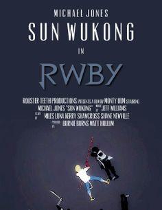 RWBY Movie Poster #9