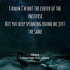 Linkin Park Feat Kiiara - Heavy