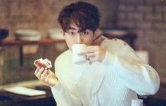 Nam Joo Hyuk - Harper's Bazaar Magazine June Issue Nam Joo Hyuk Lee Sung Kyung, Jong Hyuk, Korean Star, Korean Men, Asian Actors, Korean Actors, One Yg, Kdrama, Actor