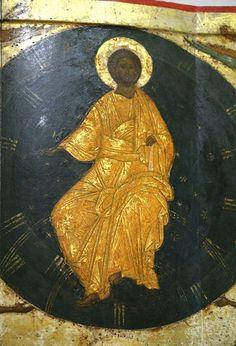 Из храма Феодора Стратилата на Ручью, Новгород