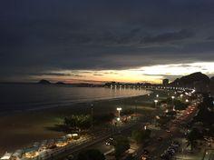 Rio de Janeiro..praia de Copacabana!
