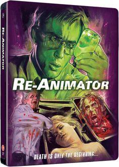 Movie Steelbooks - Re-Animator Steelbook