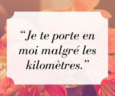 Les 30 plus beaux proverbes sur l'amour à distance | Page 5 sur 6 | Parler d'Amour Best Quotes, Love Quotes, Tu Me Manques, Morning Greetings Quotes, Romance And Love, French Quotes, Healthy Relationships, Quotations, Love Story