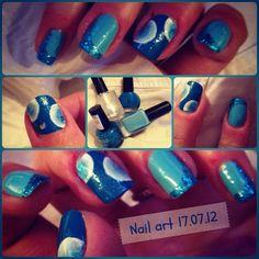 Nail art 17.07.12