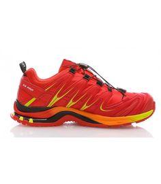 Zapatos grises Salomon Trail para mujer C15nIx1