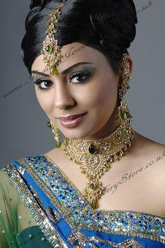 Indian Jewellery & Bridal Jewellery | Buy - American Dimaond Bridal ...