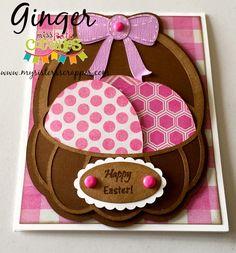 Miss Kate Cuttables: Easter Basket
