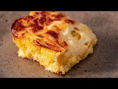 Mamaliga cu cascaval la cuptor - YouTube Lasagna, Macaroni And Cheese, Bacon, Make It Yourself, Cooking, Ethnic Recipes, Youtube, Food, Kitchen