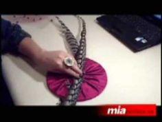 Tutorial: cómo hacer un tocado, por Mimoki