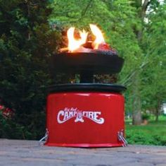 Camco Big Red Campfire Lifestyle