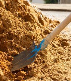 Sand für Wegebau - Übersicht