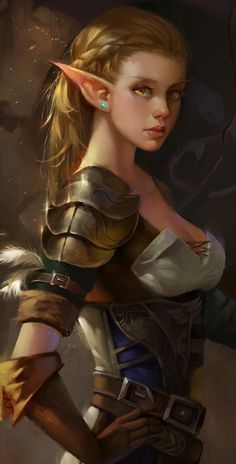 Elf Characters, Dungeons And Dragons Characters, D&d Dungeons And Dragons, Fantasy Characters, Female Character Concept, Cat Character, Fantasy Character Design, Character Inspiration, Fantasy Female Warrior