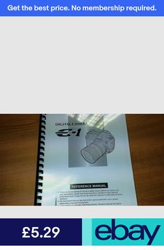the camera camera olympus sp 800uz preview manual for free page rh pinterest co uk Instruction Manual Instruction Manual Example