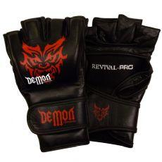 MMA Gloves Revival Fight Gloves Black