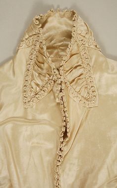 Spencer 1816, silk, British