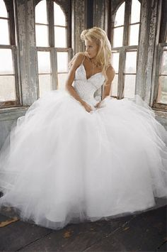 wedding princess ball gowns