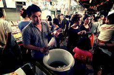 Want a Tidbit?, Chinatown CNY Festive Street Bazaar 2013, Singapore