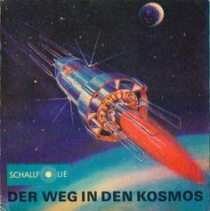 """DDR Museum - Museum: Objektdatenbank - """"Schallfolie"""" Copyright: DDR Museum, Berlin. Eine kommerzielle Nutzung des Bildes ist nicht erlaubt, but feel free to repin it!"""